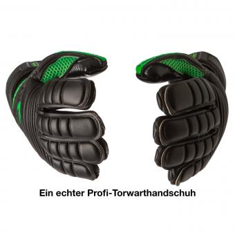 Profi-Torwarthandschuh Contact Stealth All Black